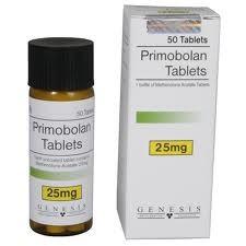 Primobolan 25 Tablets Genesis [25mg/tab] 1