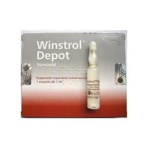 Winstrol Depot Desma 1ml amp [50mg/1ml] 1