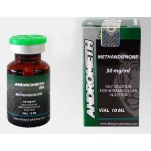 Andrometh 50 Thaiger Pharma 10ml vial [50mg/1ml] 1