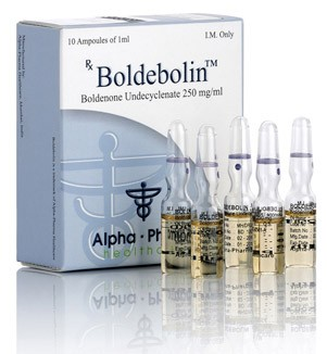 Boldebolin 250mg Alpha Pharma 1