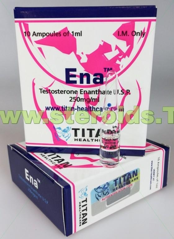 Ena Titan HealthCare (Testosterone Enanthate) 3