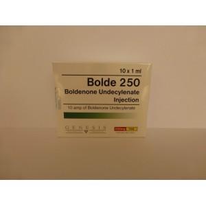 Bolde 250 Genesis 1
