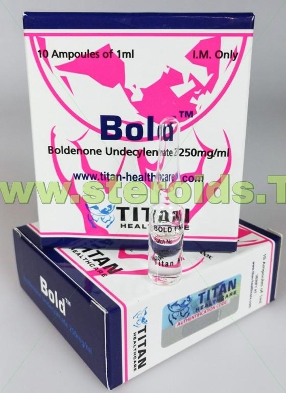 Bold Titan HealthCare (Boldenone Undecylenate) 3
