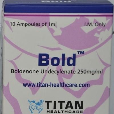 Bold Titan HealthCare (Boldenone Undecylenate) 1