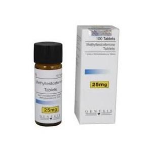 MethylTestosterone Tablets Genesis 1