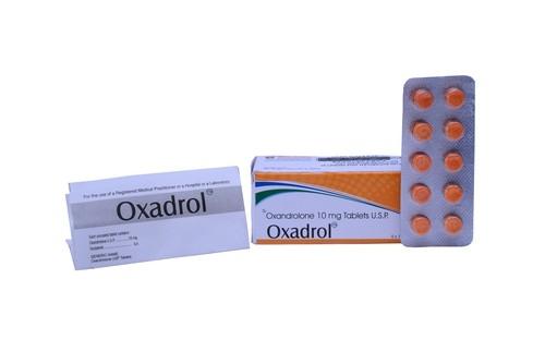 Oxadrol Shree Venkatesh (Oxandrolone, Anavar) 50tabs (10mg/tab) 2