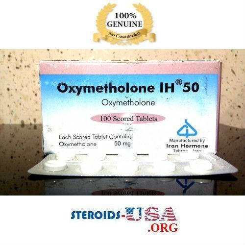 Oxymethlone IH 50 (Anadrol 50) 50tabs (50mg/scheda) 1