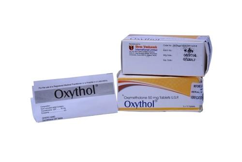 Oxythol Shree Venkatesh (Anadrol, Oxymethlone) 50tabs (50mg/tab) 1