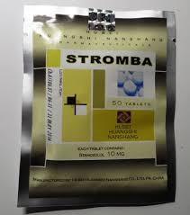 Stromba Hubei 10mg (stanozolol) 50 tabs 1