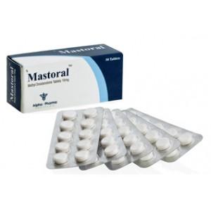 MASTORAL 10MG ALFA PHARMA - ORAL MASTERON 1